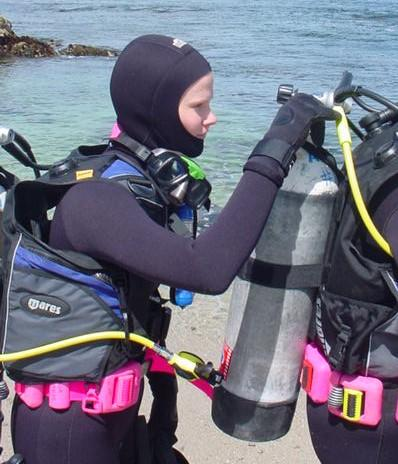 Checking Your Dive Buddy S Gear