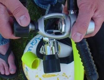 Assembling Your Scuba Gear